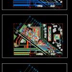 پایان نامه معماری-مطالعات مجموعه فرهنگی شمس تبریزی 125 صفحه + 27 اسلاید + کلیه نقشه ها و فایل های max