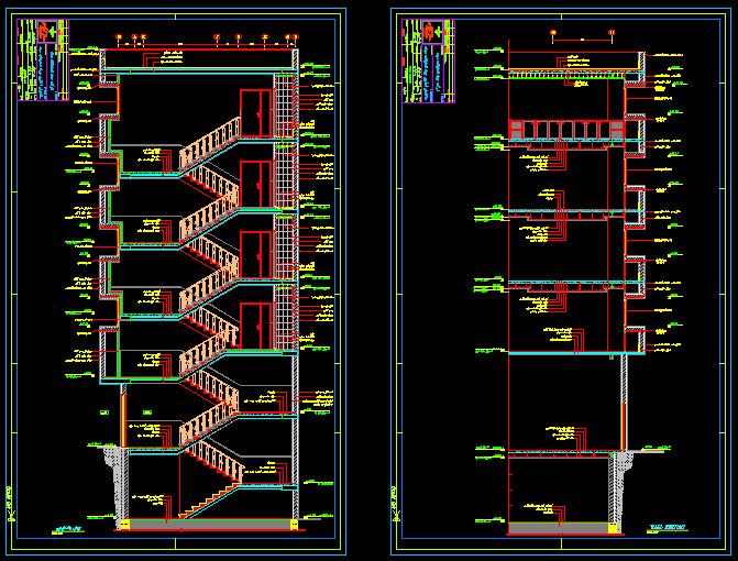 طراحی فاز دو معماری,طراحی فاز 2 ساختمان اداری,طراحی ساختمان اداری,نقشه معماری ساختمان اداری