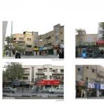 میدان فردوسی, تصویر هوایی از میدان فردوسی, تحلیل میدان فردوسی تهران