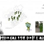 شناخت میدان فردوسی تهران,بررسی میدان فردوسی تهران,دانلود پروژه تحلیل فضاهای شهری در تهران