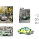 میدان فردوسی - عکس میدان - پارسا کد - علی شفیع زاده - میدان های تهران - نقشه میدان فردوسی