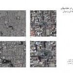 میدان فردوسی - تصویر میدان - پارسا کد - علی شفیع زاده - میدان های تهران - نقشه میدان فردوسی