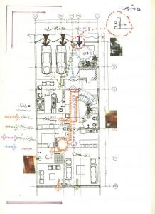 پروژه نقد بنای مسکونی - خانه کوهسنگی - طراح مهندس محسنی - پروژه نقد بنا 23 عکس و مطلب