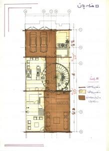 تجزیه و تحلیل بنا,تحلیل بنای مسکونی,بررسی بناهای مسکونی,نقد بنا,تحلیل بنا