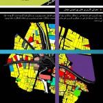 پروژه تحلیل میدان تجریش,نقشه میدان تجریش,تصویر های میدان تجریش,پروژه تحلیل فضای شهری آماده