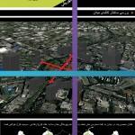 تحلیل فضای شهری میدان بهارستان,تحیل میدان بهارستان,میدان بهارستان,تحلیل و بررسی میدان بهارستان تهران