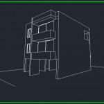 نقشه های ساختمان مسکوونی چند طبقه,پلان معماری مسکونی 3 طبقه,ساختمان 3 طبقه مسکونی,پرسپکتیو ساختمان مسکونی,پرسپکنیوهای ساحتمان,3d ساختمان مسکونی,سه بعدی از ساختمان مسکونی 3 طبقه