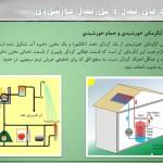 تاریخچه انرژی های خورشیدی,انرژی خورشیدی,خانه های خورشیدی,مزایا استفاده انرژی های خورشیدی,دانلود تحقیق کامل در مورد انرژی های خورشیدی,تنظیم شرایط محیطی