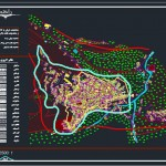 پروژه کامل روستا با نقشه های اتوکدی,پروژه های روستا