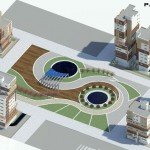 نقشه های اتوکدی مجتمع مسکونی,نقشه شهرک مسکونی 6 بلوکه,مجتمع مسکونی چند بلوکه,دانلود نقشه مجتمع مسکونی با چند بلوک,دانلود پرسپکتیو مجتمع مسکونی,پرسپکتیو از پروژه طرح پنج معماری,دانلود پروژه مجتمع مسکونی برای طرح 5 معماری