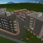 ماکت از ویلا - ماکت از مجتمع مسکونی - ماکت از ساختمان