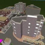 ماکت ساختمان ویلایی - ماکت ویلا - نقشه های ویلایی - نقشه ساختمان