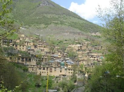 تاریخچه روستای ماسوله - بررسی روستای ماسوله - ماسوله