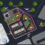 سایت پلان معماری - سایت معماری - سایت نقشه - طراحی معماری