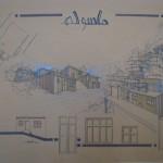 پروژه کامل روستای ماسوله