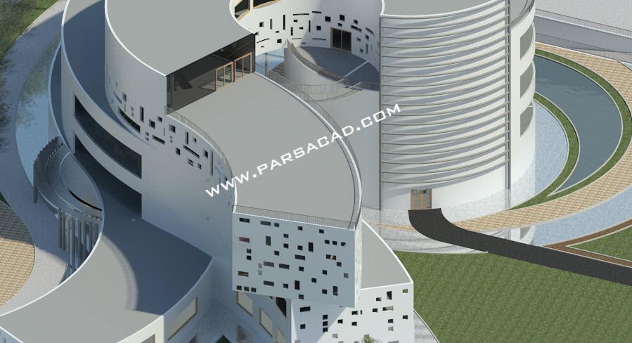 طرح نهائی معماری با موضوع طراحی مجتمع تجاری و مراکز خرید - نقشه ...پلان مجتمع تجاری - نقشه های ساختمان تجاری - معماری - سایت معماری پارسا کد ...