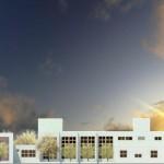 رندر مدرسه,طراحی مدرسه,پلان مدرسه,نقشه مدرسه در تهران,طرح 2 معماری