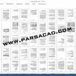 برنامه فیزیکی ساختمان اداری,ظوابط طراحی ساختمان اداری