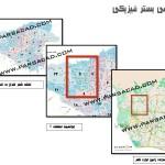 تحلیل منطقه 5 تهران - جنت آباد شمالی