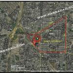 تحلیل و بررسی منطقه 5 تهران - بلوار جنت آباد شمالی