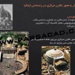 تحقیق برای درس انسان طبیعت معماری