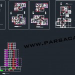 شهرک مسکونی 200 واحدی,شهرک مسکونی 8 بلوکه و 200 واحدی,طرح 5 معماری,