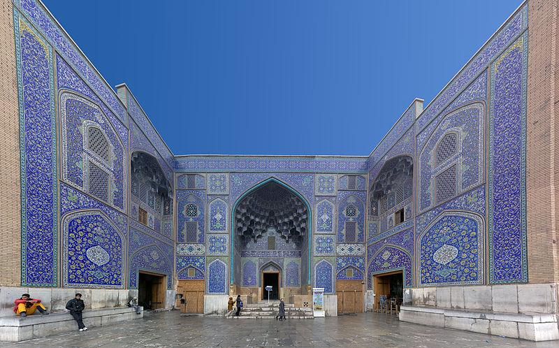 مسجد شیخ لطف الله اصفهان,تصویر مسجد شیخ لطف الله اصفهان,بنای مسجد شیخ لطف الله اصفهان