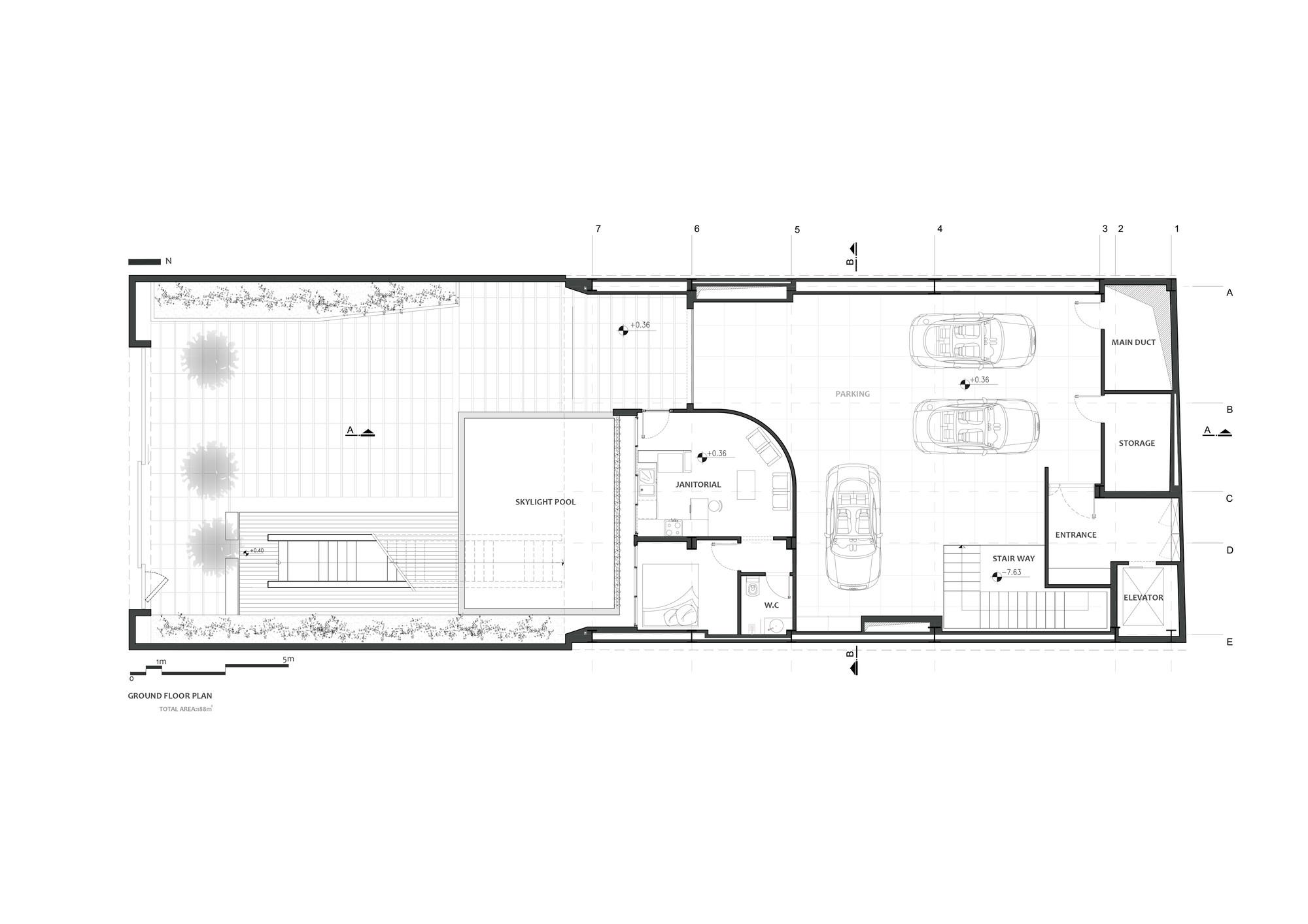 پلان های خانه مسکونی,نقشه های ساختمان مسکونی,نقشه ساختمان مسکونی