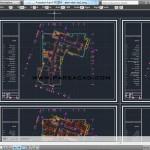 دانلود نقشه فاز 2,دانلود نقشه کامل فاز دو معماری,پلان فاز 2,دانلود پلان فاز دو ساختمان اداری,