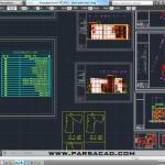 دانلود پروژه طراحی فنی ساختمان,پروژه طراحی فنی ساختمان,نقشه فاز دو,