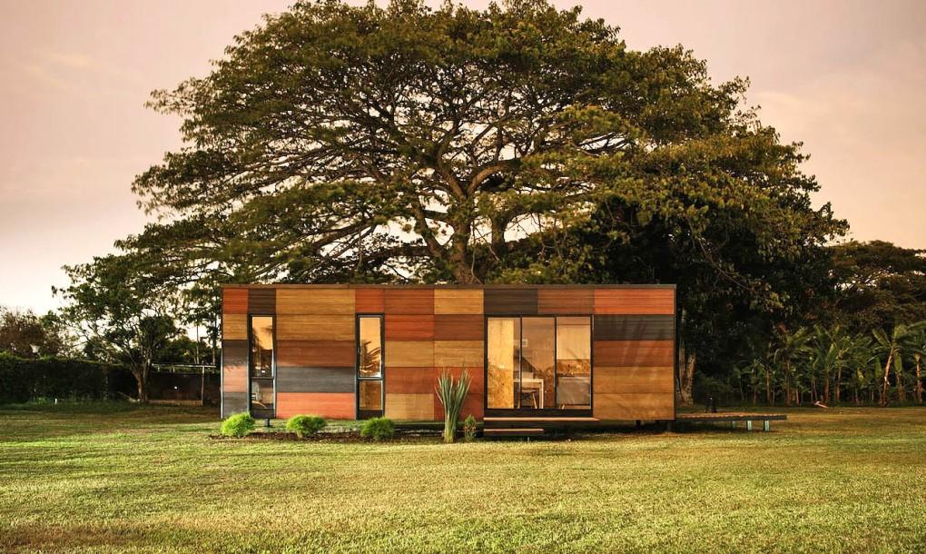 نمونه چشم انداز مدرسه نمونه موردی کلبه,معماری روز دنیا,معماری همساز با اقلیم ...
