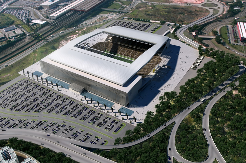 معرفی استادیوم های المپیک 2016 برزیل