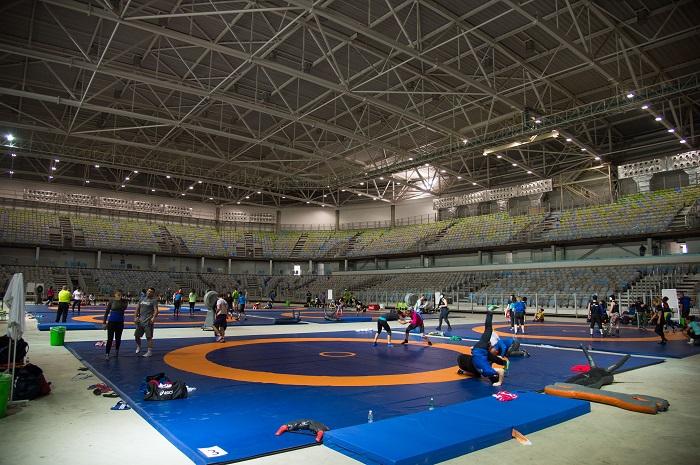 معرفی استادیوم های المپیک 2016 ریو