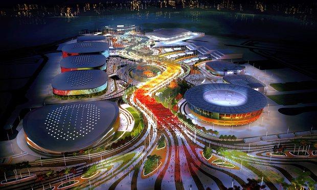 دهکده المپیک 2016 ریو
