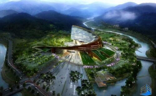 معماری سبز,معماری پایدار,اصول معماری پایدار,معماری سبز و پایدار