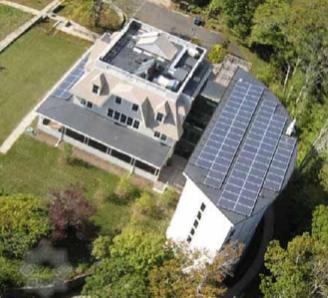 هر ساختمان باید به گونه ای طراحی و ساخته شود که نیاز آن به سوخت فسیلی به حداقل ممکن برسد.