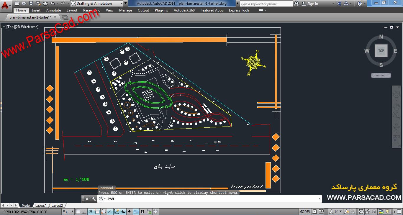 دانلود پروژه بیمارستان برای طرح 4 معماری,پروژه آماده طراحی معماری 4,دانلود نقشه اتوکدی بیمارستان,دانلود پلان اتوکدی بیمارستان,طرح بیمارستان,طرح اتوکدی بیمارستان,دانلود نقشه کامل بیمارستان