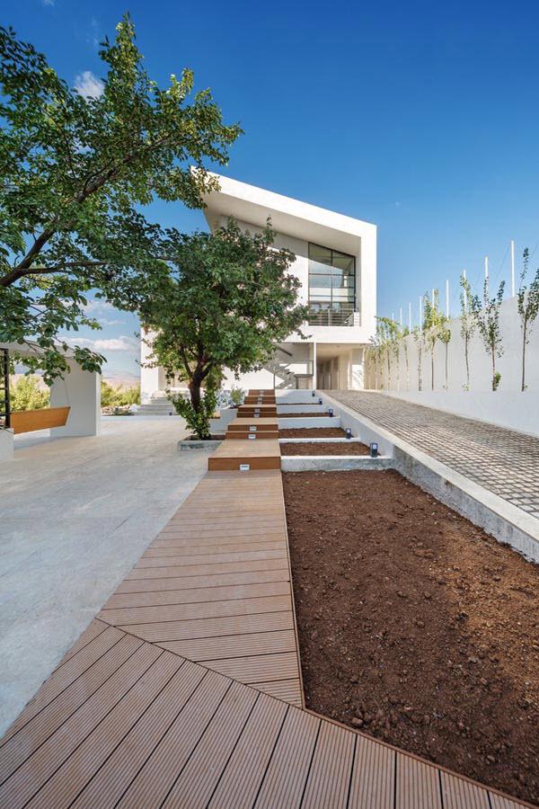 معماری مدرن ویلا در طالقان,معماری,طراحی ویلا,نقشه ویلا,نمونه موردی ویلا,طراحی ویلا در طالقان,معماری مدرن