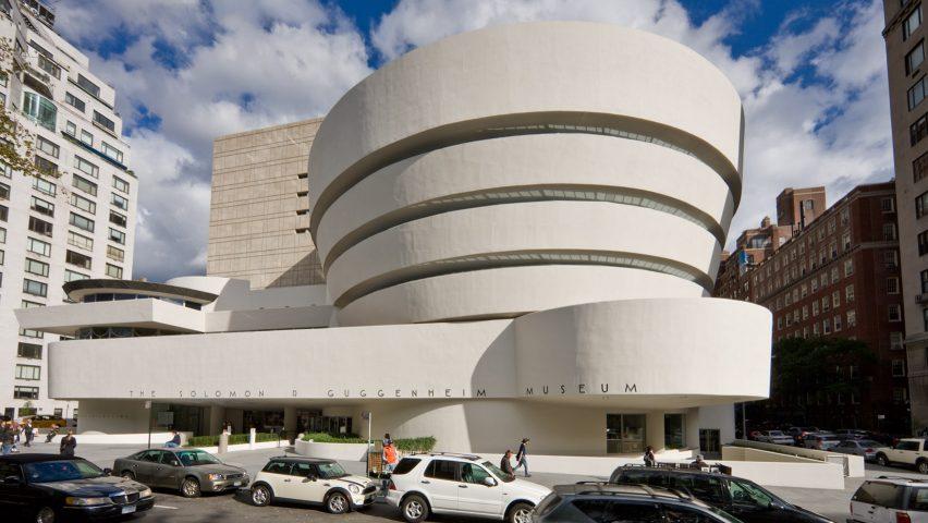موزه گوگنهایم نیویورک شاهکار معماری فرانک لوید رایت