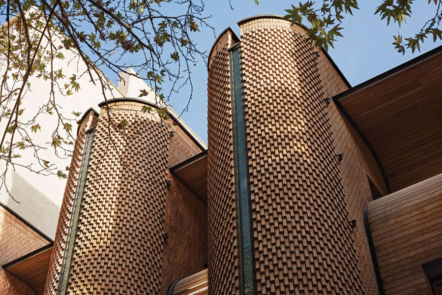 بازسازی خانه مسکونی کاوه، اثر بهزاد حیدری و شیرین صمدیان