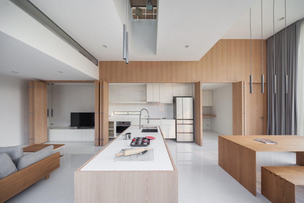 دیزاین آشپزخانه,طراحی آشپزخانه,دکوراسیون آشپزخانه,نحوه طراحی مدولار در آشپزخانه,طراحی مدولار کابینت ها,طراحی کابینت در آشپزخانه,معماری,نحوه طراحی و اجرای اصولی دکوراسیون آشپزخانه